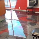 Jacksonville Metallic Epoxy Floors